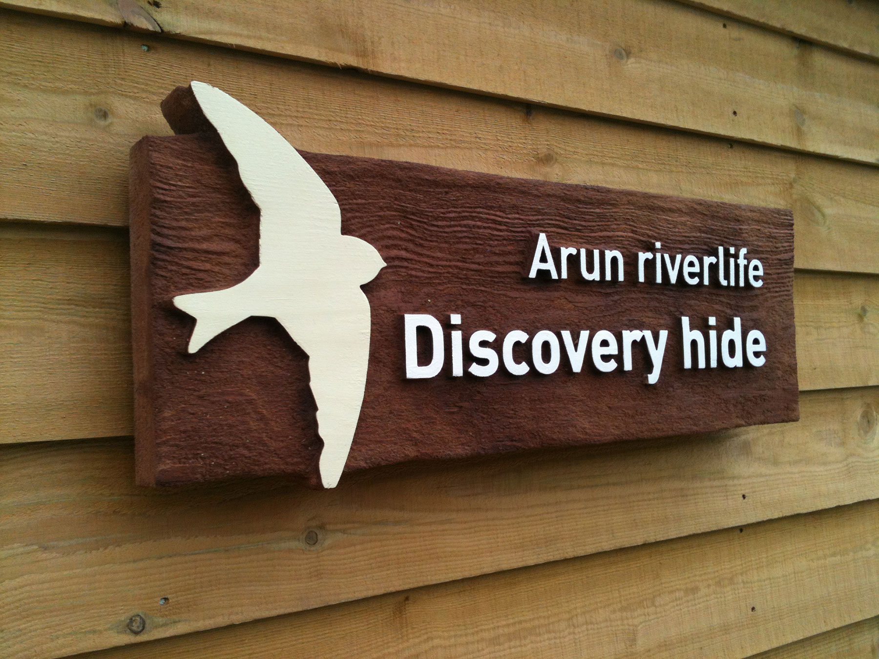 Family-friendly Discovery Hide