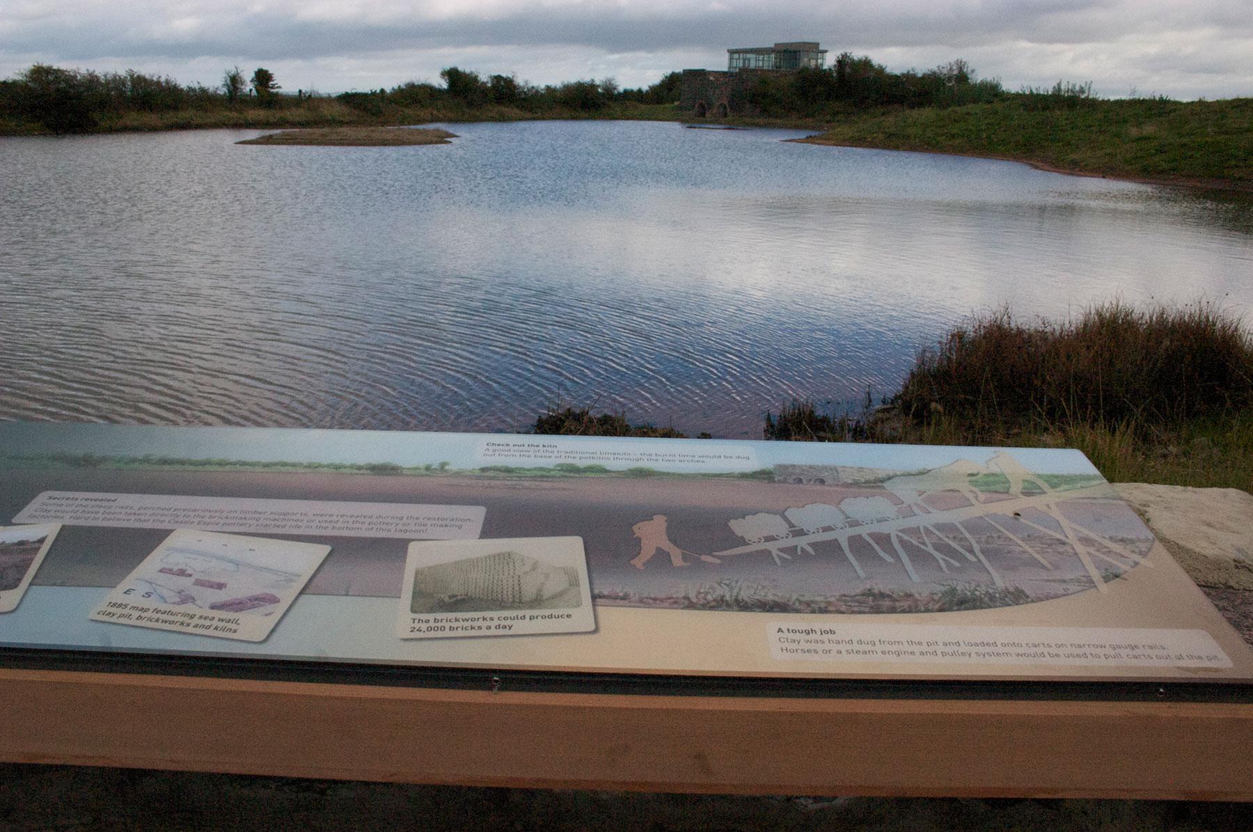 Wetland interpretation